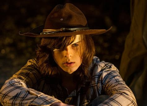 New 'The Walking Dead' Photo Teases Graphic Scene for Carl