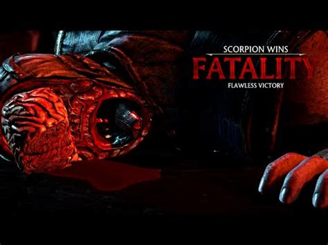 Fatalities - Things To Know About Scorpion From Mortal Kombat