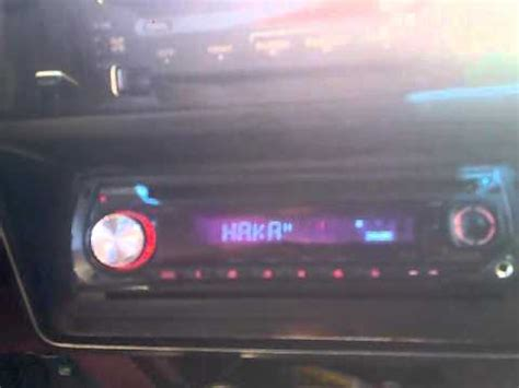 How to take a kenwood radio out of protect mode | Doovi