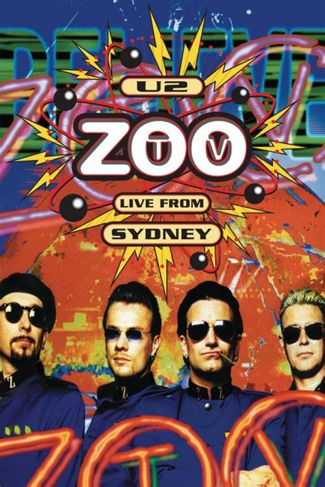 U2 - Zoo TV: Live from Sydney - IGN