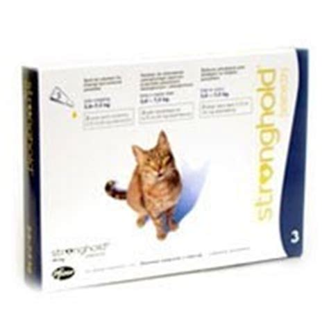 Stronghold for Cats 45mg - From £17