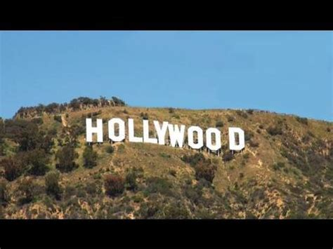Famous Hollywood Sign + Driving around Hollywood
