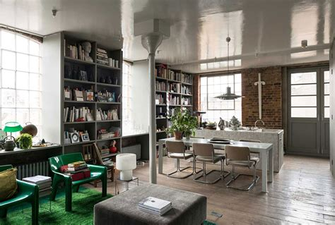 Ilse Crawford's Victorian Warehouse Home in London