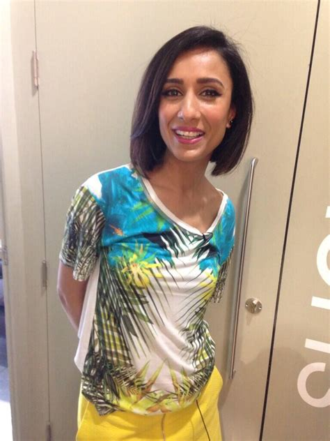 Anita Rani Outfit on Sunday Brunch   Spotted
