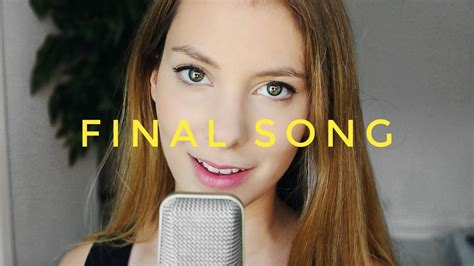 Final Song - Mø   Romy Wave (piano cover) - YouTube