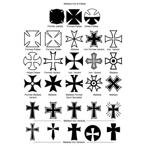 MALTESE CROSS - IRON CROSSES PICTURES, PICS, IMAGES AND