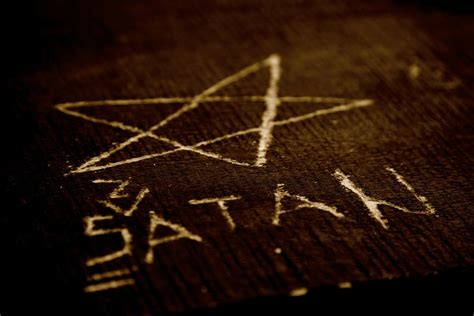 Satanic Symbols and Their Meanings