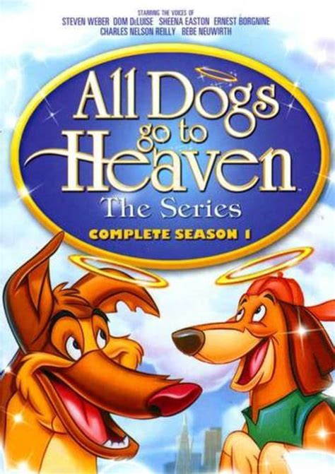 All Dogs Go to Heaven The Series: Season 1 | All Dogs go