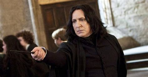 Harry Potter fans, co-stars, raise their wands for Alan