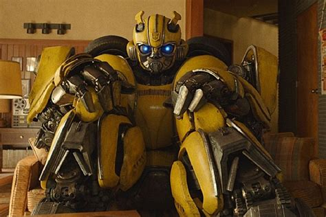 Who Voices 'Bumblebee' in the New Transformers Movie?
