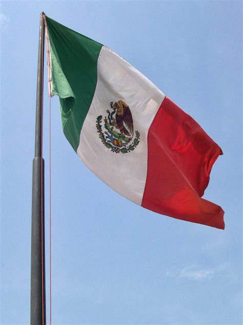 Graafix!: Mexican flags of Mexico