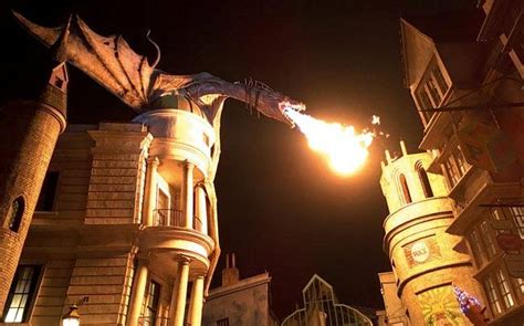 The Wizarding World of Harry Potter in Florida is a