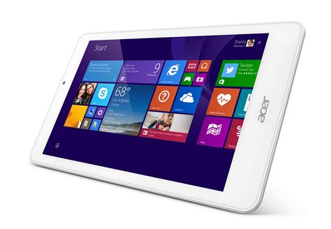 Acer Iconia Tab 8 W is a super cheap Windows tablet