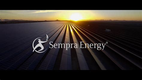 Sempra Energy: 2015–2016 Review & Outlook - YouTube