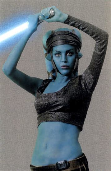 Star Wars: Fit for a Queen, Aayla Secura - Promotional Photos
