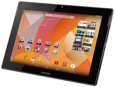 Test Medion Lifetab S10334 Tablet - Notebookcheck