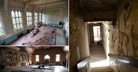 Newsham Park Hospital which has now gone up for sale