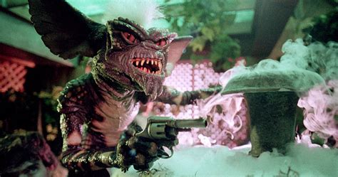 Gremlins 35th Anniversary Celebrated with New Unseen