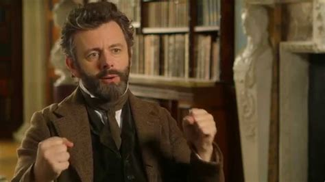 Michael Sheen Interview - Far From The Madding Crowd - YouTube
