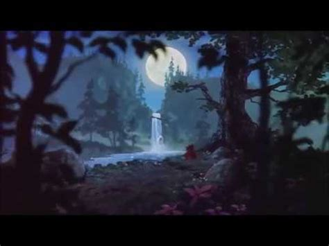 The Fox and the Hound (1981 movie clip) Tod and Vixey