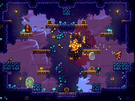 Towerfall Ascension (Linux, Windows, Mac, Xbox One, PS4