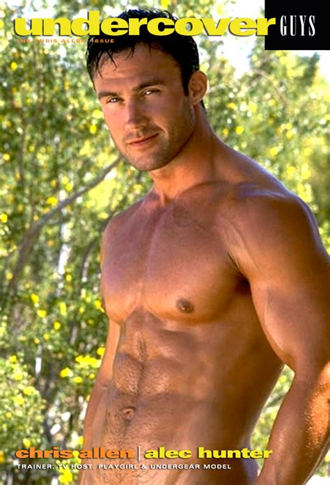 International Male & Undergear Models from the 2000s