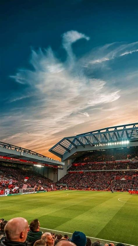 Anfield Stadium iPhone Wallpapers - Wallpaper Cave