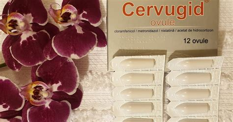 CERVUGID OVULES - HPV High Risk and Cervical Dysplasia