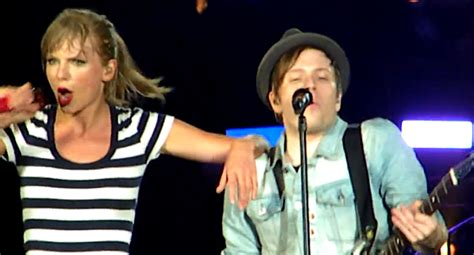 Fall Out Boy's Patrick Stump Joins Taylor Swift Onstage to