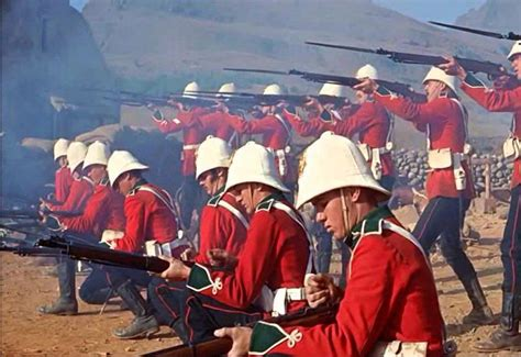 Calls to axe 'racist' Zulu film from Folkestone's Silver