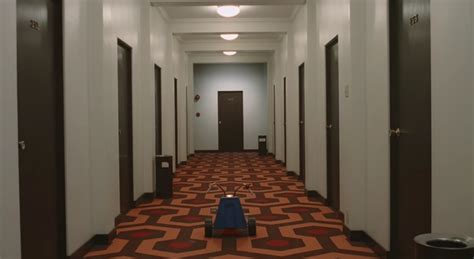 Must See: Filming Of 'The Shining' Re-Created In Stanley