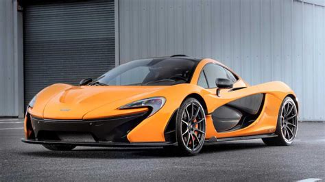 Prototype McLaren P1 Hyper Car To Be Auctioned | Motorious