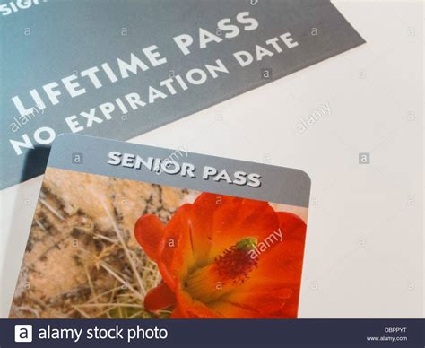 The National Parks and Federal Recreational Lands Senior
