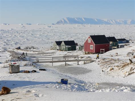 Qaanaaq day tour with sightseeing in the world