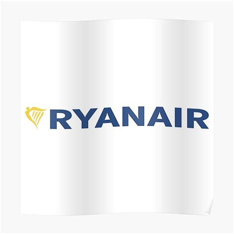 Ryanair Posters | Redbubble