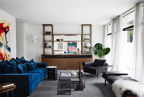Mid-Century House Renovation by Mim Design | Yellowtrace