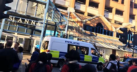 Harrow shopping centre fight sees FIFTY teenagers involved
