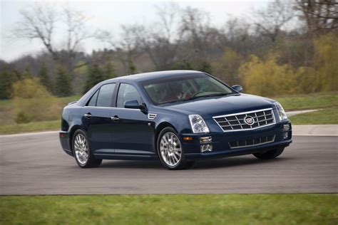 2009 Cadillac STS Review - Top Speed