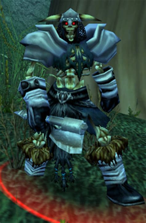 Skeletal Warrior - WoWWiki - Your guide to the World of