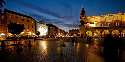 Poland's Second City Is First Choice for the Young - The