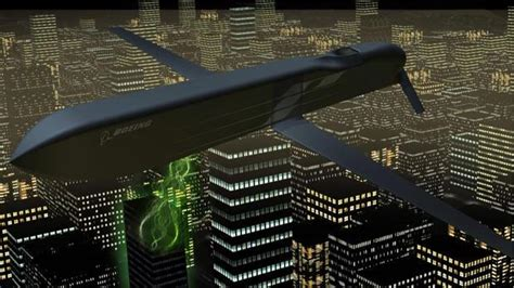Boeing debuts powerful electromagnetic pulse weapon