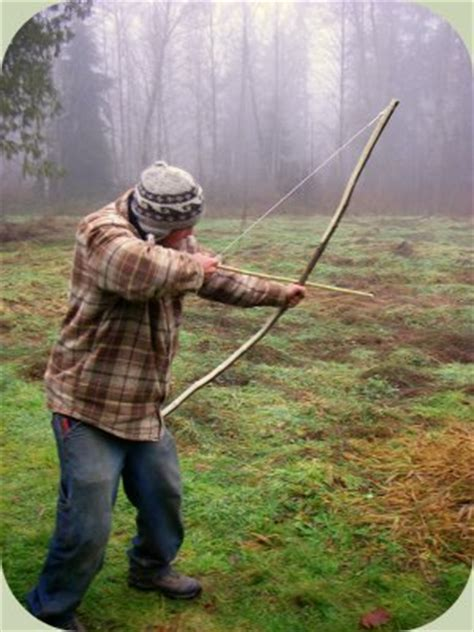 Survival Bow Making Instructions