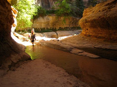 The Subway – Zion National Park | Our Travel Photo Gallery