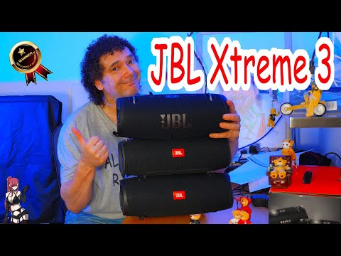 JBL Charge 3 vs JBL Xtreme Wireless Speakers Review