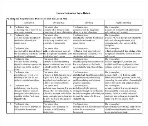 Rubric Template - 47+ Free Word, Excel, PDF Format   Free