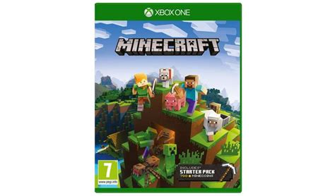 Buy Minecraft Bedrock Starter Collection Xbox One Game
