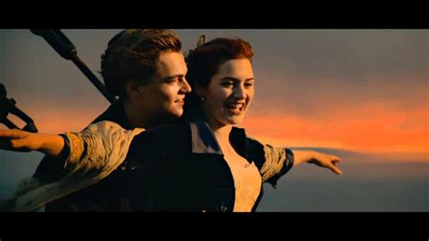 """Titanic 3D   """"I'm flying""""   Official Clip HD - YouTube"""