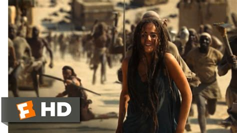 10,000 BC (10/10) Movie CLIP - You Will Not Have Her (2008