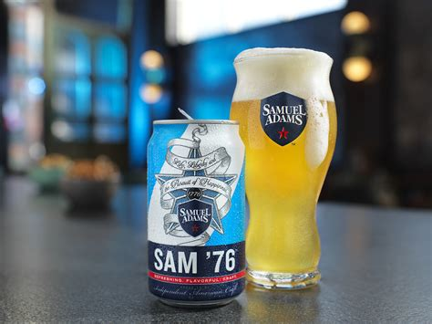 Samuel Adams Releases New Hybrid Ale and Lager Beer Named