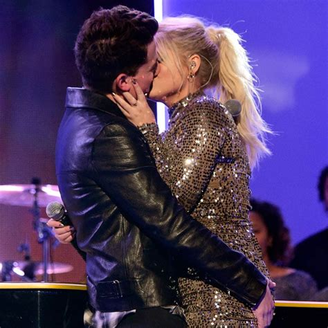 Charlie Puth Tweets About Kissing Meghan Trainor at AMAs